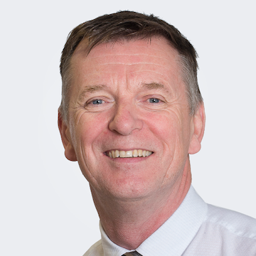 David Holdsworth, financial planner